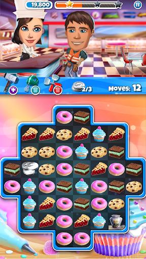 Crazy Kitchen: Match 3 Puzzles  screenshots 6