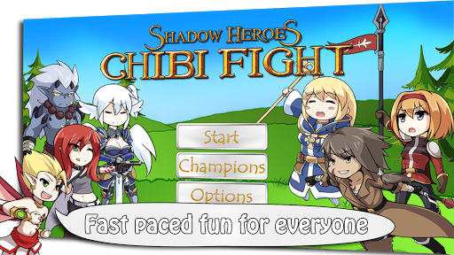 Shadow Heroes: Chibi Fight Pro