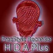 FreeStyle Recorder HDA Plus