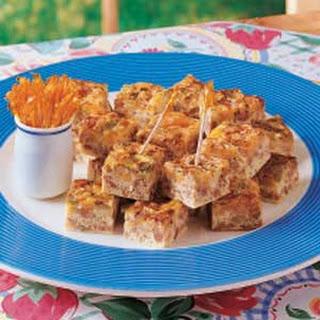 Sausage Quiche Squares