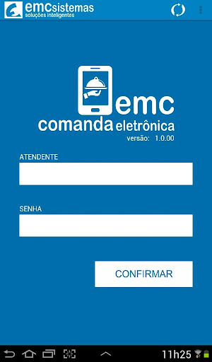 EMC Comanda Eletrônica
