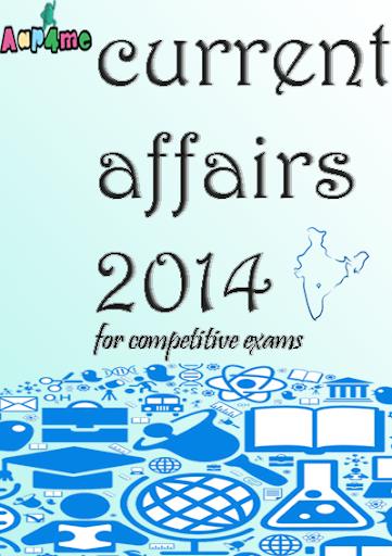 Current Affairs 2014 English