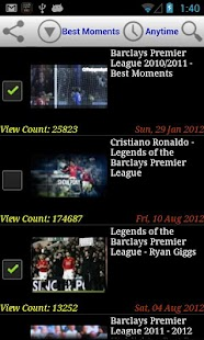 UK Premier League 2014 - screenshot thumbnail