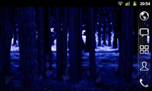 RealDepth Forest LWP - screenshot thumbnail