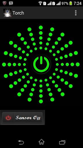 Sensor Torch
