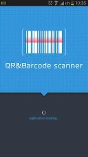 QR&Barcode Scanner - screenshot thumbnail