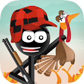 Stickman Turkey Hunter Free