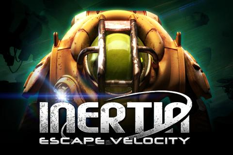 Inertia Escape Velocity LiteHD - screenshot