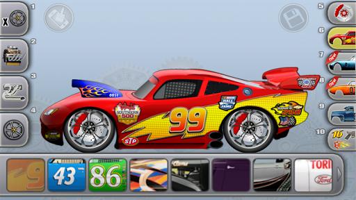 Racing Cars Builder