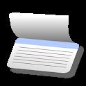 JustNote Notepad/Todo icon
