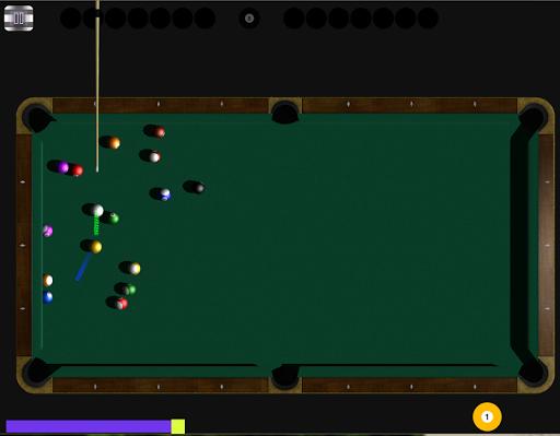 シンプル8ボール3D