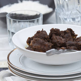 Eid-Ul-Adha Special Beef Curry With Whole Spices.