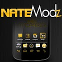 NateModz Yellow CM10 Theme logo