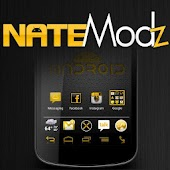 NateModz Yellow CM10 Theme