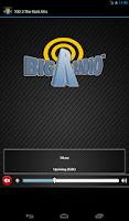 Screenshot of Big R Radio Network