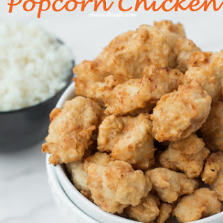 Easy Popcorn Chicken