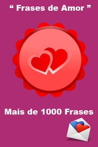 Frases de amor em português