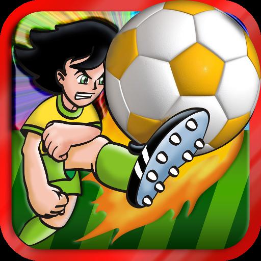 Super Star Soccer: Top Striker 體育競技 App LOGO-硬是要APP