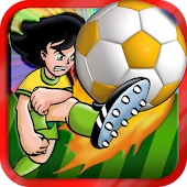 Super Star Soccer: Top Striker