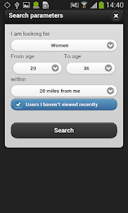 iSingles - UK Online Dating- screenshot thumbnail