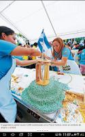 Screenshot of Diario El Heraldo Honduras