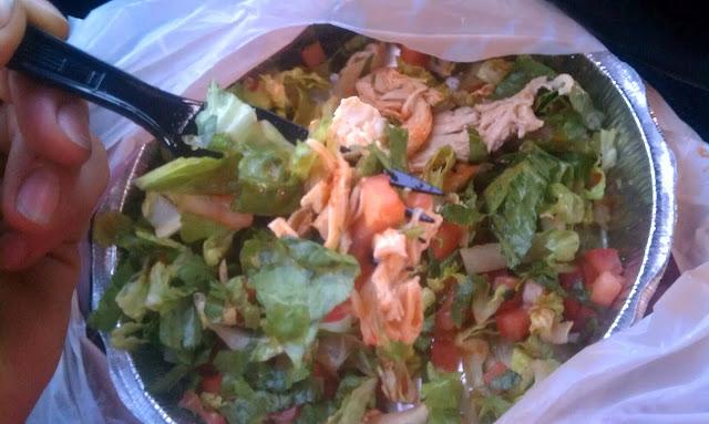 chicken salad!!