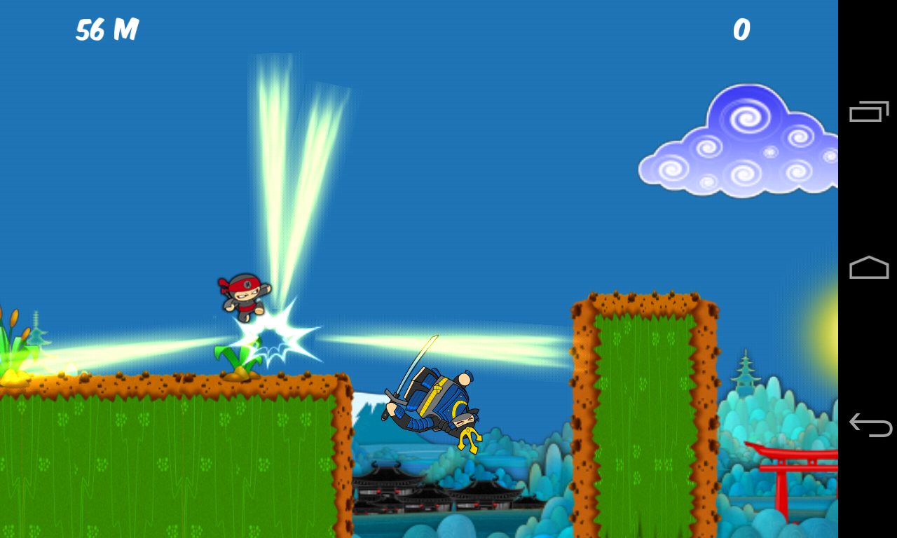 Chop Chop Runner - screenshot