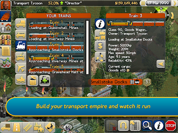 Transport Tycoon Screenshot 12