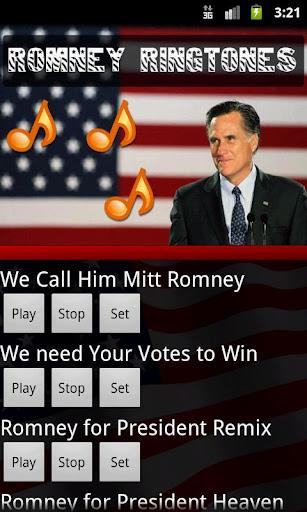 Romney Ringtones