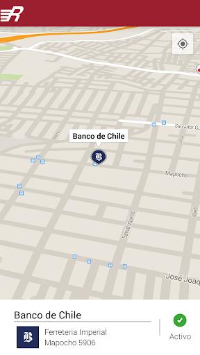 Cajeros y sucursales bancarias app app for Sucursales y cajeros santander