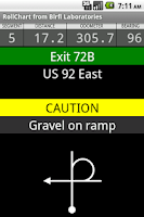 Screenshot of RollChart Upgrade