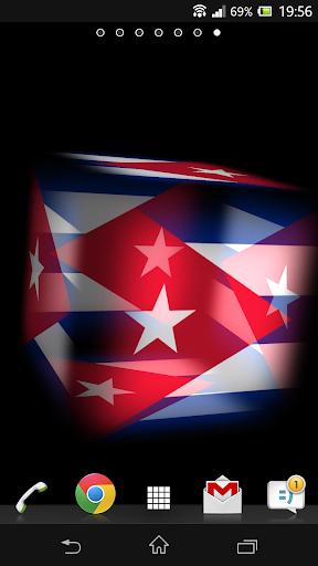 3D Cuba Live Wallpaper