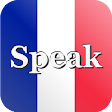Speak French logo