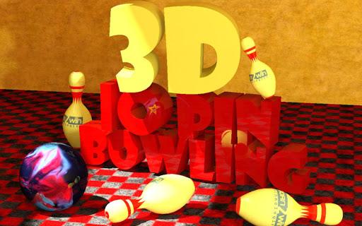 3D 10 Pin Bowling - Free Game