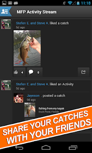 MFP Fishing Log - screenshot thumbnail