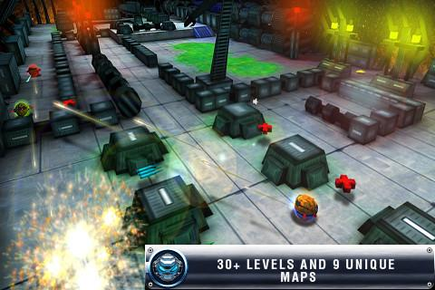 Iron Wars- screenshot