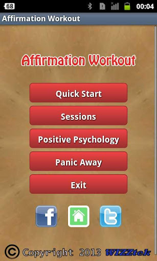 Affirmation Workouts