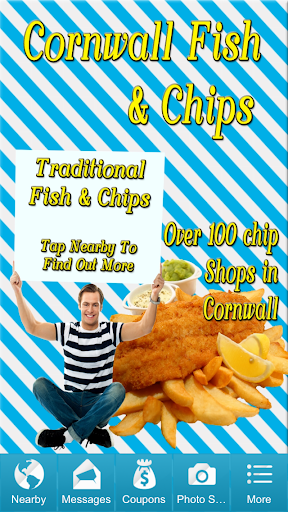 Cornwall Fish Chips