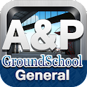 FAA A&P General Test Prep icon