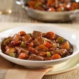 Heartwarming Beef Stew Skillet.