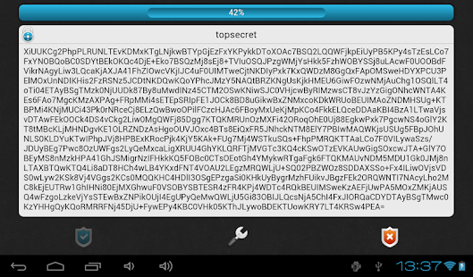 Encryption (Krypto)- screenshot thumbnail