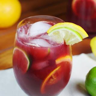 Triple Citrus Sangria