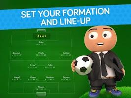 Screenshot of Online Soccer Manager (OSM)