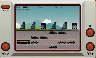 Screenshot of Crazy Bus Driver