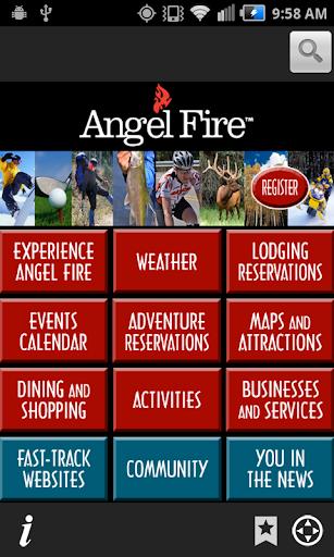 Angel Fire App