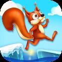 Squirrel Run Ice Age Food Dash icon