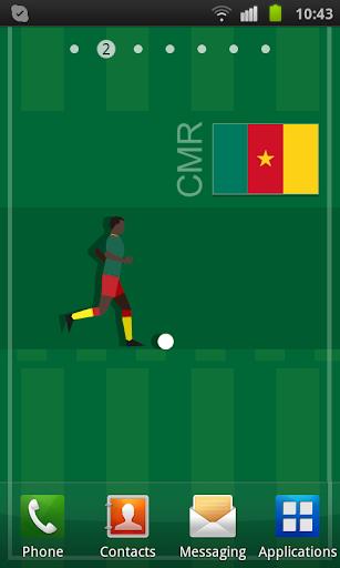 Cameroon Soccer LWP