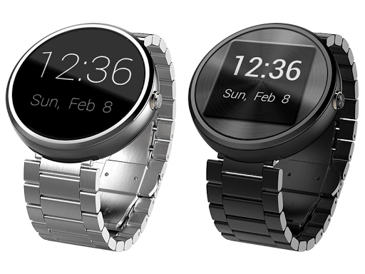 Fifty Shades Watch Face