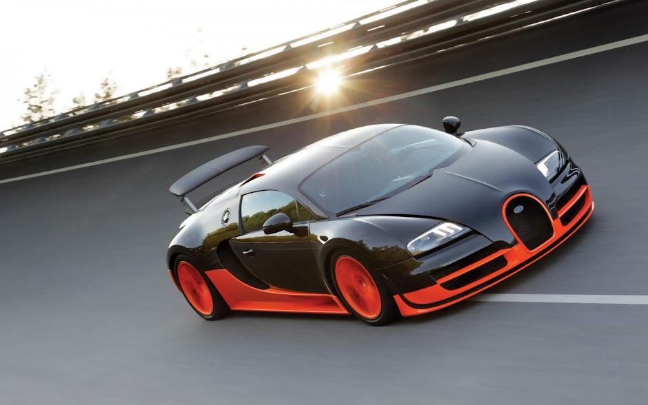 Bugatti Veyron Vitesse vs Koenigsegg Agera R - The ...
