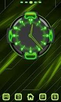 Screenshot of Neon Green Style Go Launcher
